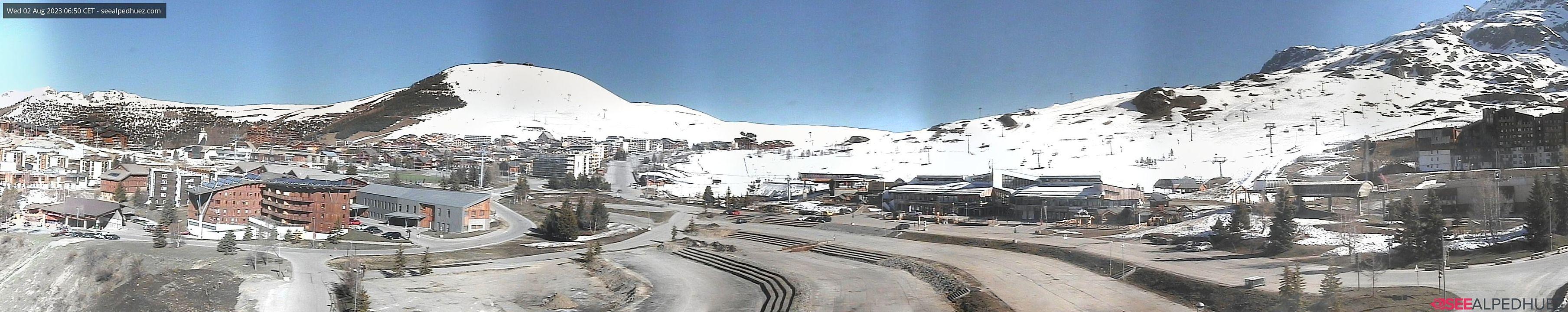 Webcams Alpe d'Huez